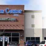 New location building is directly across Eagle Road from St. Luke's Meridian.